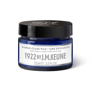 1922 BY J.M. KEUNE WORLD-CLASS WAX