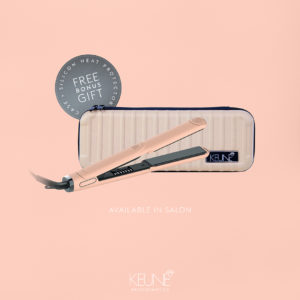 Limited Edition Keune Hair Straightners